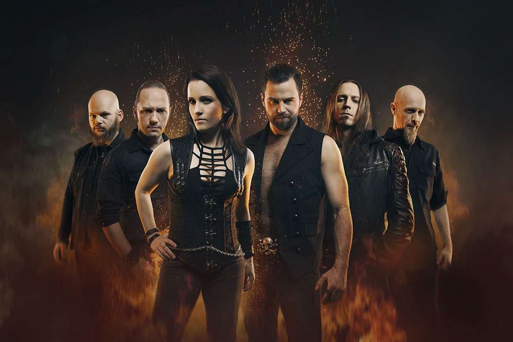 Van Canto Metal Vocal Musical